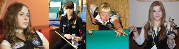 женская сборная Украины на чемпионате мира по свободной пирамиде 2011