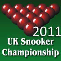 Чемпионат Великобритании по снукеру 2011, Йорк, Англия