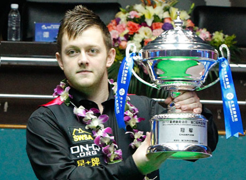 Финал снукер World Open 2012