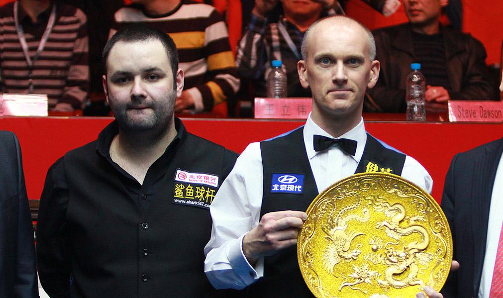 Финал China Open 2012