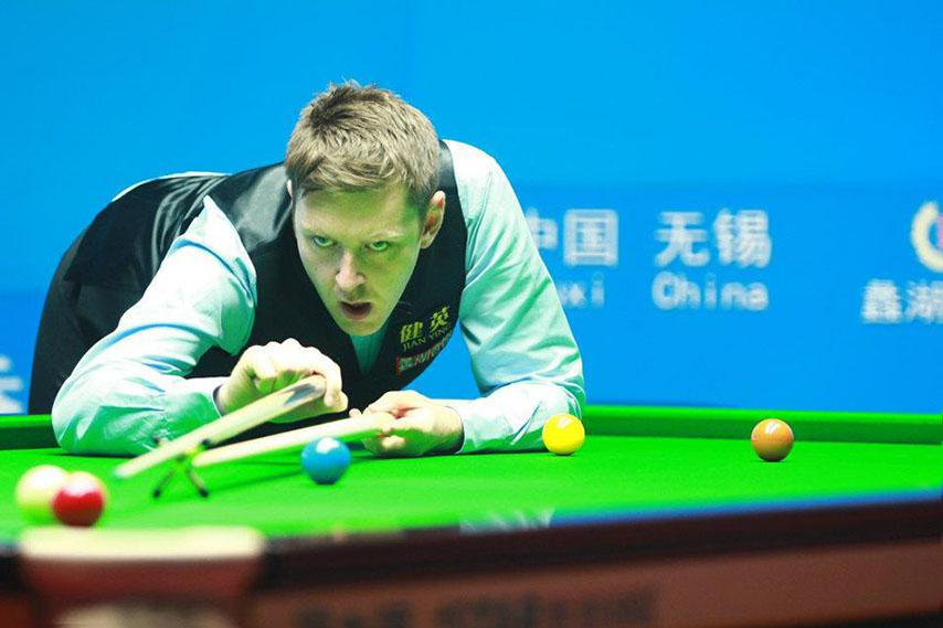 Финал Wuxi Classic 2012