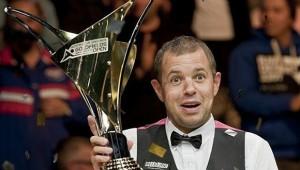 Финал снукер Australian Open 2012