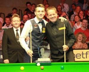 финал Paul Hunter Classic 2012