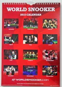Снукер календарь сезона 2015/16