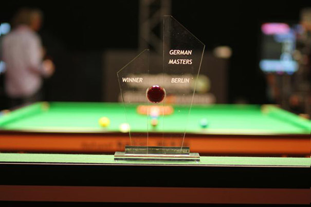 German Masters 2016 snooker