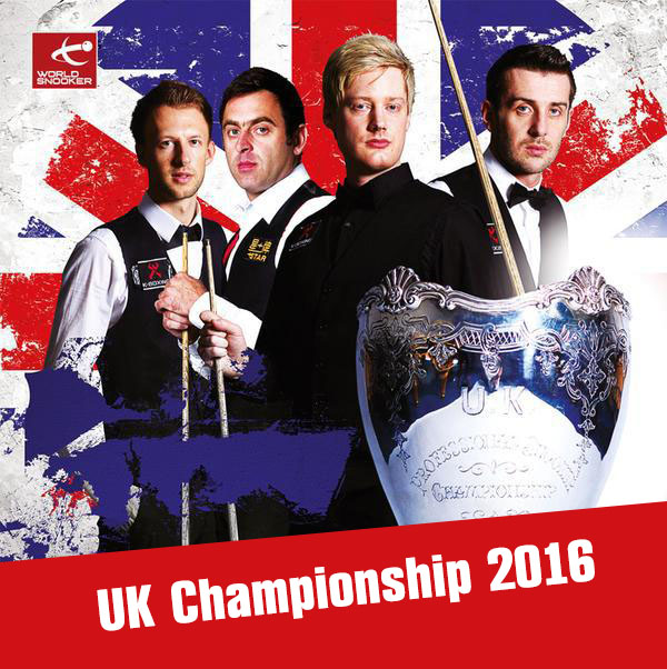 Снукер Чемпионат Великобритании 2016