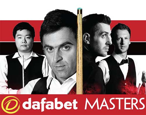 The 2017 Masters (snooker)