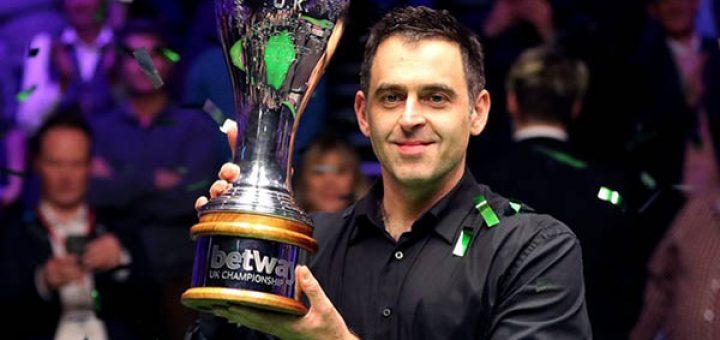 Финал UK Snooker Championship-2018