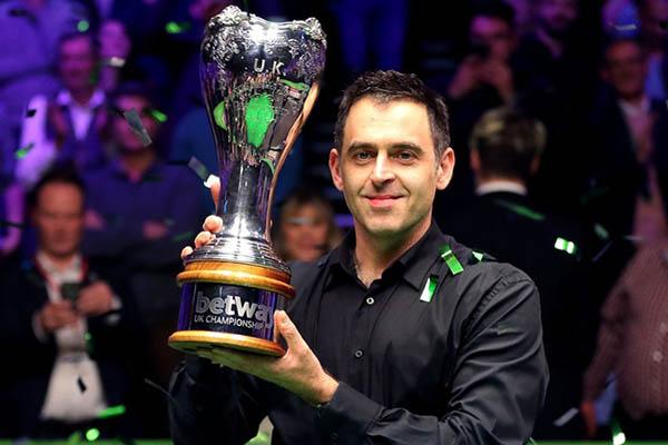 Финал UK Snooker Championship 2018