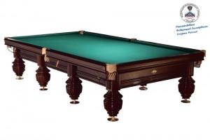 Размер стола для русского бильярда