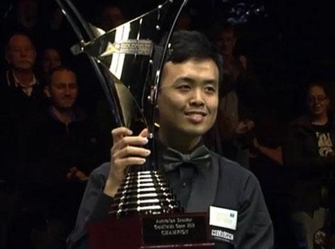 смотреть финал снукер Australian Open 2013 в записи