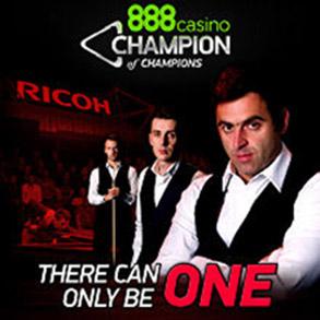 Снукер 888casino Champion of Champions 2013