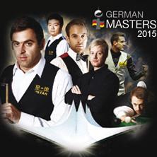 Снукер German Masters 2015