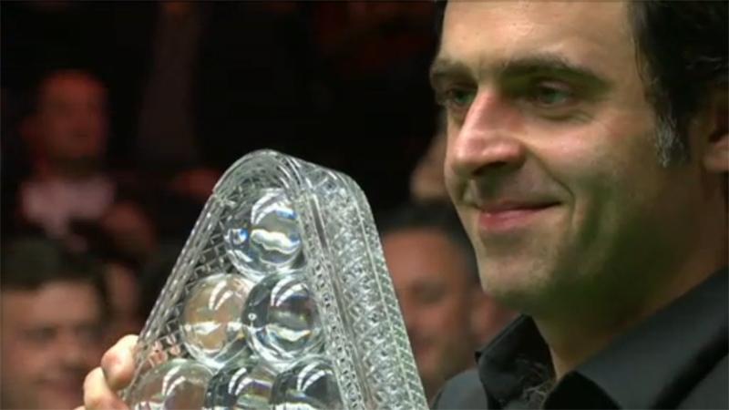 Ронни О'Салливан победитель Мастерс 2016
