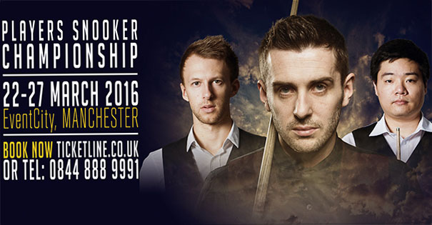 Snooker Players Tour Championship 2016 Grand Final