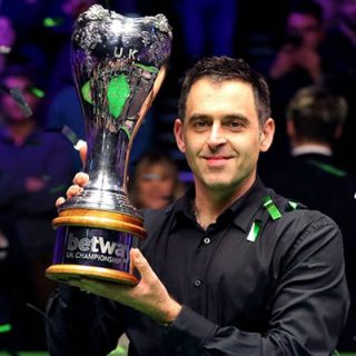 Финал UK Snooker Championship-2018