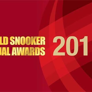 World Snooker Awards 2019