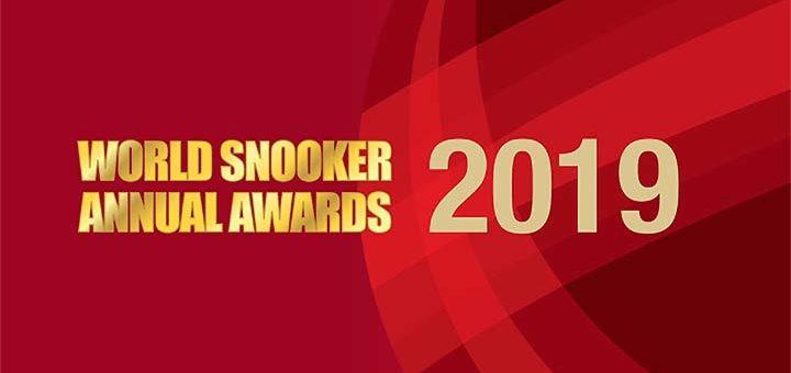 World Snooker Awards 2019